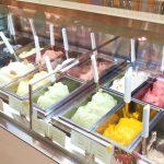 Authentic gelato in tokyo.
