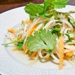 ベトナム風☆青パパイヤのサラダ