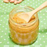 ピーナッツバター作ってみました♪How to make homemade peanut butter.