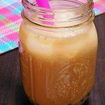 珍珠奶茶(台湾風ミルクティ)作ってみました♪