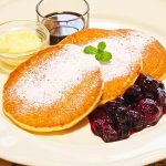 Glutenfree Lemon cream cheese pancake・今度はあの有名店のパンケーキを・・!