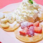 海外風グルテンフリーパンケーキ・gluten free pancake recipe.