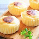 Gluten free Cheese steam cakes・チーズ蒸しパン作りました♪